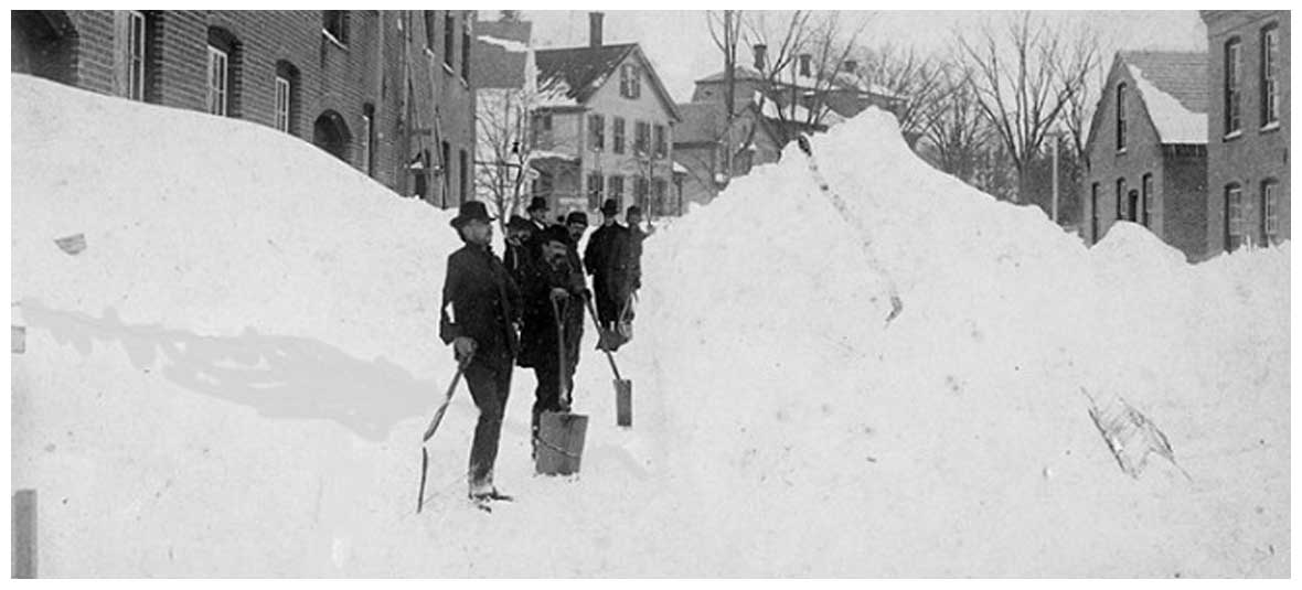 5 Of The Worst Blizzards In U S History Weather Mate