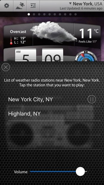 WeatherMate - The best free weather app for iPhone and iPad
