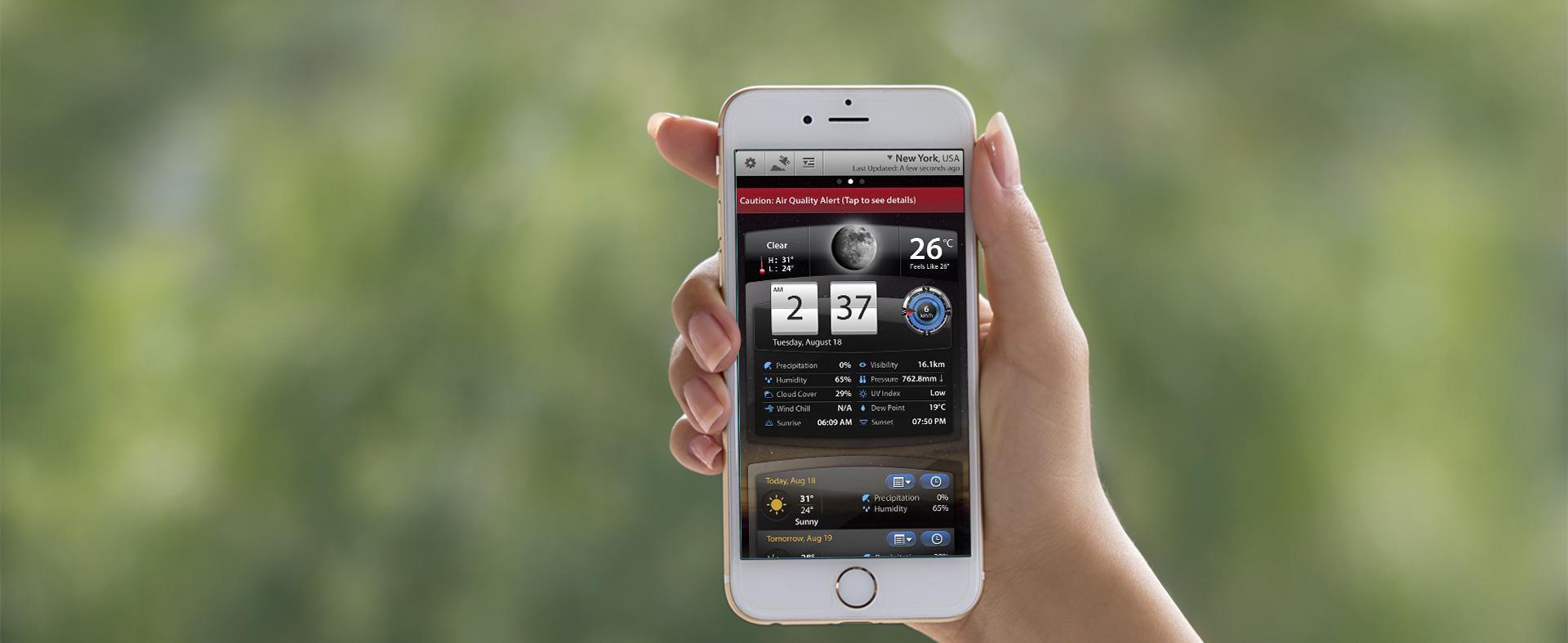 Stay on Top of Weather with Severe Weather Alerts (Part II)
