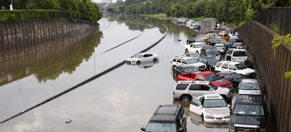 23 Photographs Showing Texas Getting Battered by Severe Floods