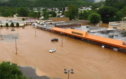 In Pictures: Devastating Floods Leave West Virginia in Tatters
