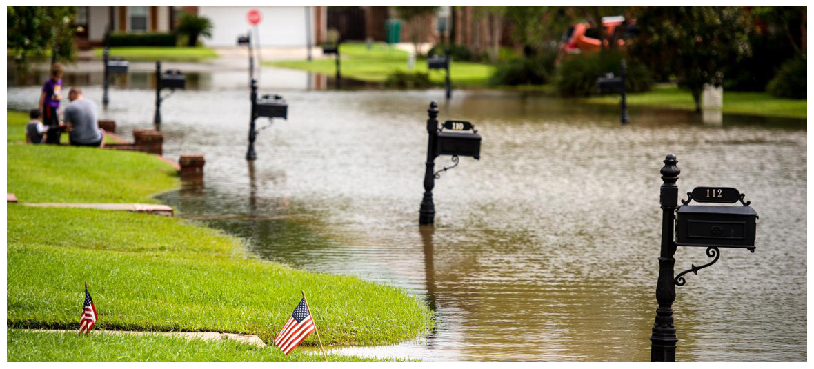 In Pictures: Epic Louisiana Floods Spell Doom for Thousands