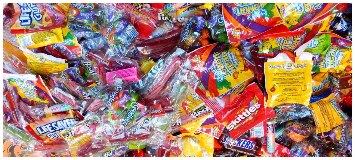 Halloween Candy Crush: Which is Your State's Favorite Candy?