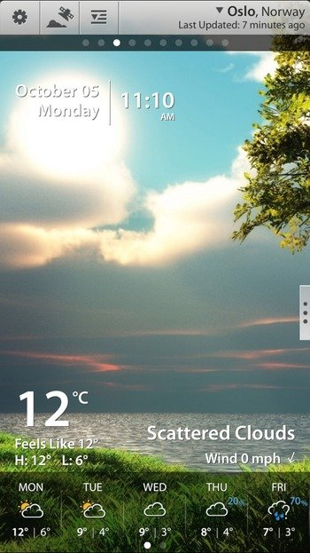 Weather Backgrounds
