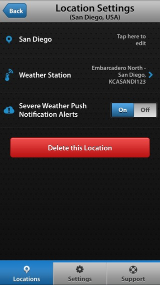 inner – Auto Detection of Current Location