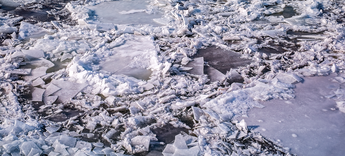 Arctic Sea Ice Drops To Its Lowest Levels In Recorded History